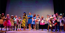 Большой финал II Международного фестиваля юных дарований  «Золотой мост. Рейс «Москва – Прага»