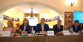 «Взлётная полоса» на V Ливадийском гуманитарном форуме